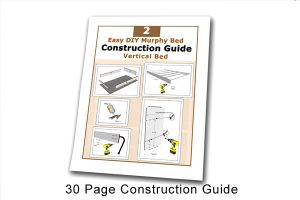 Easy Murphy bed Construction guide