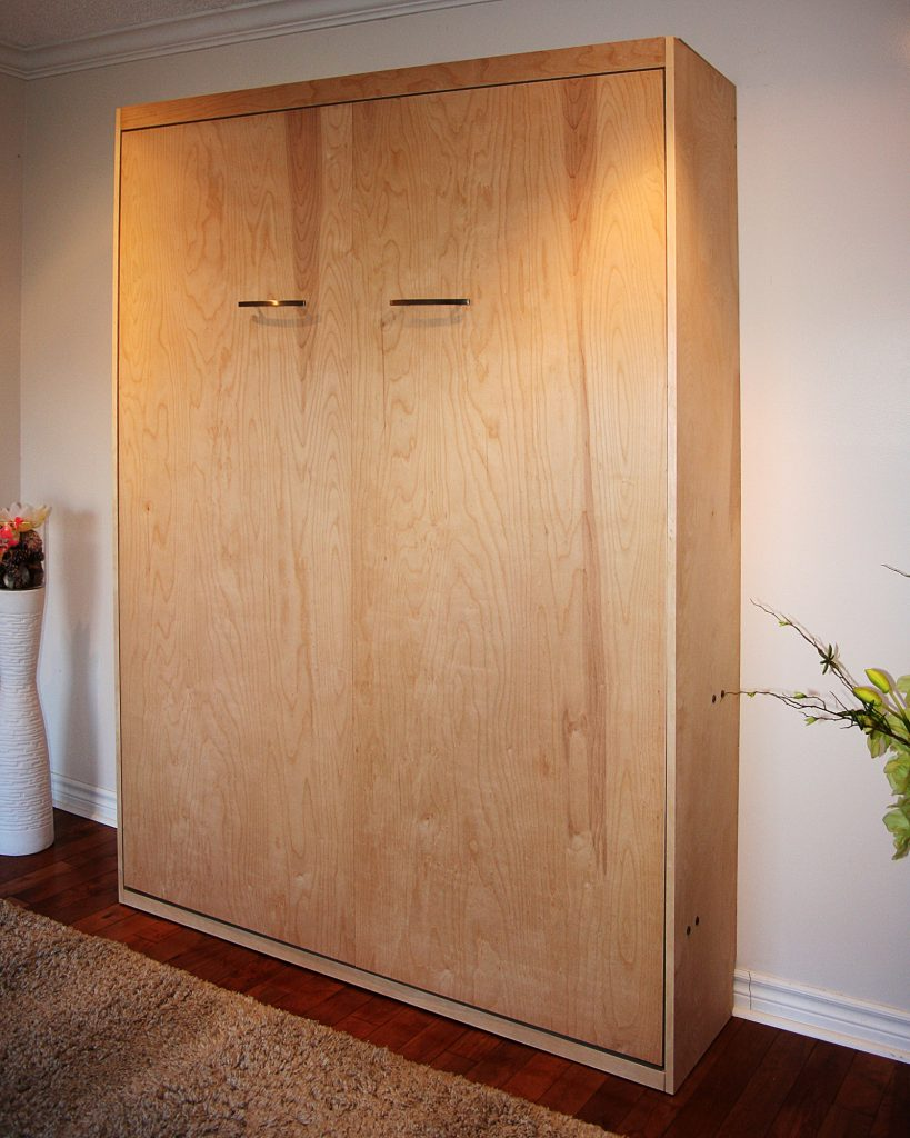 How to build an Easy DIY Murphy Bed