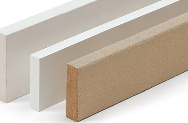 wood trim for murphy beds