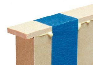 solid wood edging trim
