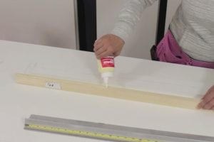wall bed stopper construction