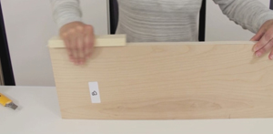 applying edging tape step 4
