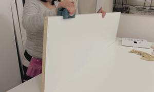 applying edging tape step 3