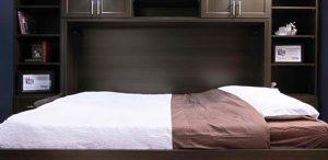 custom murphy bed designs