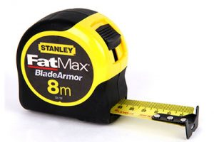 Measuring tape for wood cutting