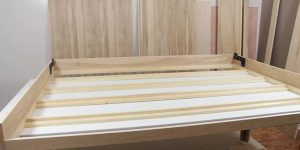 murphy bed complete frame system