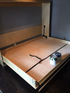 wall bed project do it yourself