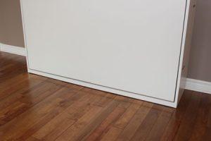 kick panel on wall bed