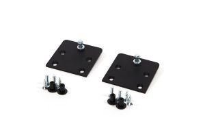 upper piston plates for wall bed mechanism